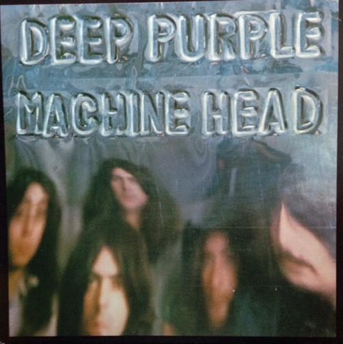 Deep Purple - Machine Head ( Gatefold with Poter)