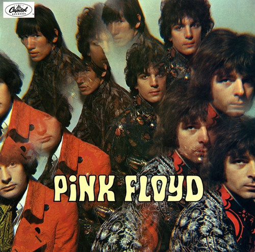Pink Floyd - The Piper At The Gates Of Dawn ( NM in  Shrink)