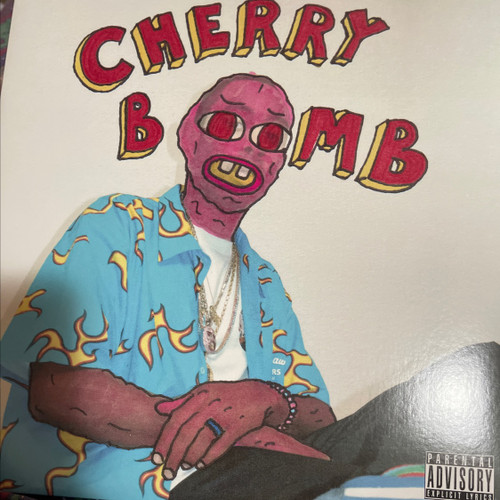 Tyler, The Creator - Cherry Bomb ( on Red Vinyl  )