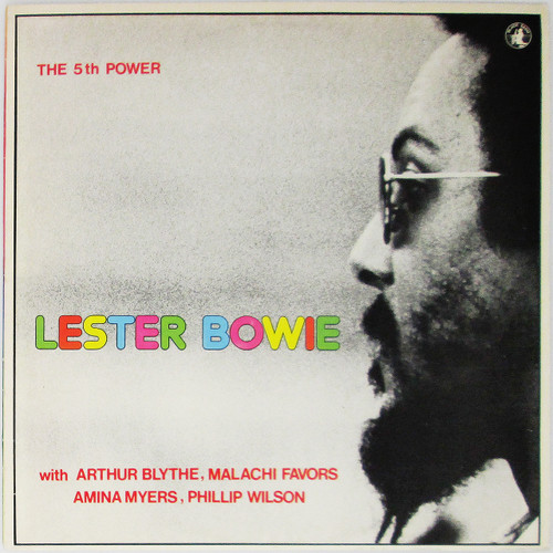 Lester Bowie - The 5th Power