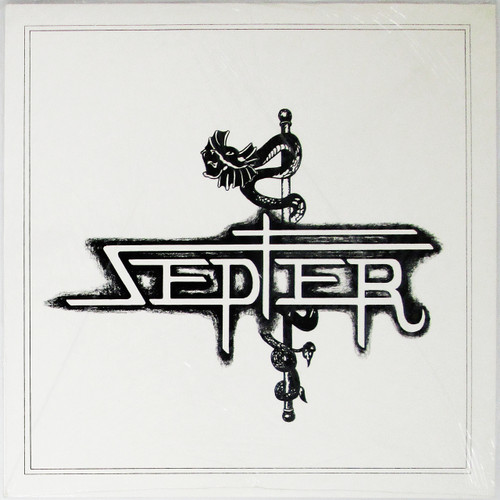 Septer - Septer (Rare Canadian metal -  private press)