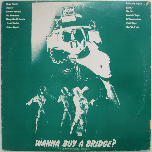 Various ‎– Wanna Buy A Bridge? (essential no wave compilation)