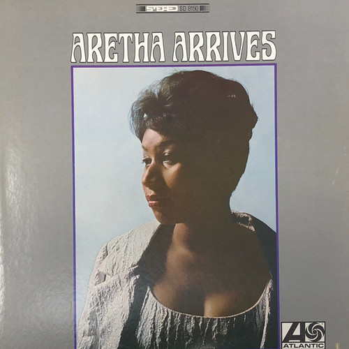 Aretha Franklin - Aretha Arrives (1st US with Inner Sleeve VG++)