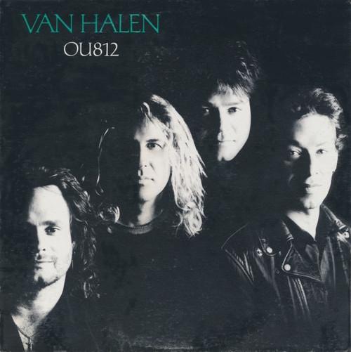 Van Halen - OU812 ( Club Edition in shrink NM)