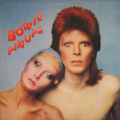 David Bowie - Pinups ( Original pressing with inner - VG+)