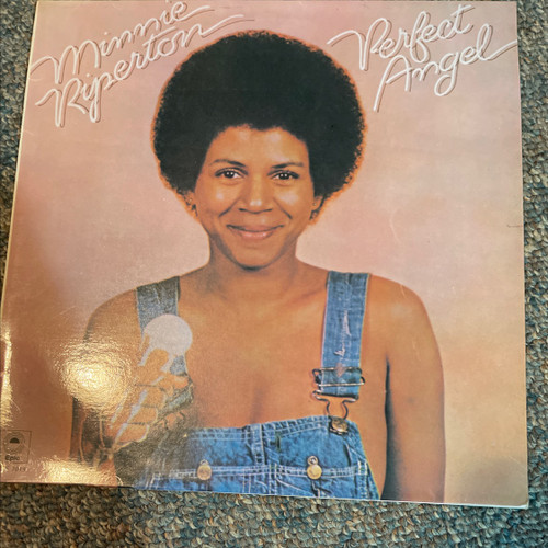 Minnie Riperton - Perfect Angel (1974 South African pressing)
