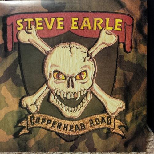 Steve Earle - Copperhead Road ( NM in Shrink , Club Edition)