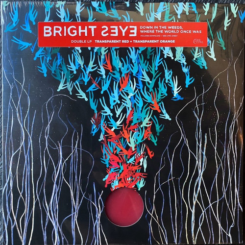 Bright Eyes - Down In The Weeds, Where The World Once Was (2LP Red + Orange)