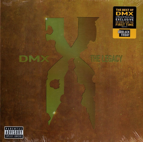 DMX - The Legacy: Best of DMX (RSD Black Friday 2020 Limited Edition)