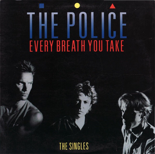 The Police - Every Breath You Take: The Singles (Original Canadian in Open Shrink)