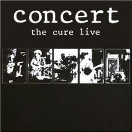 The Cure - Concert - The Cure Live ( NM original pressing)