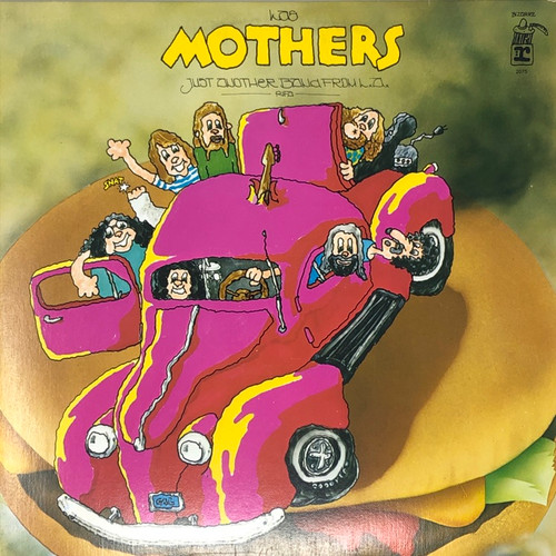 The Mothers - Just Another Band from L.A (70's Reissue VG++)