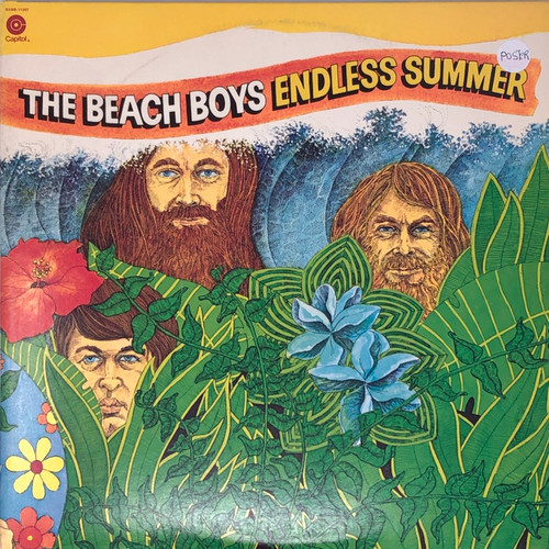 The Beach Boys - Endless Summer (with Original Poster)