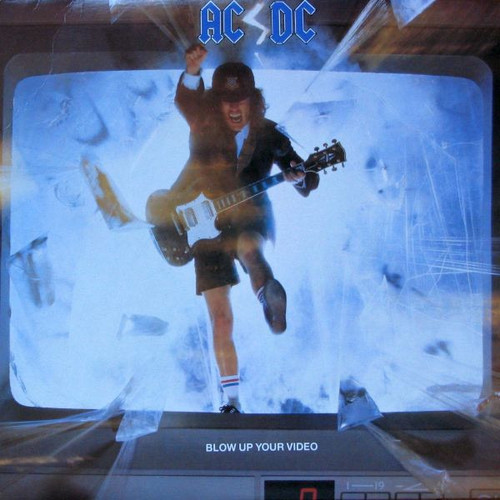 AC/DC - Blow Up Your Video ( Club Edition in shrink -NM)