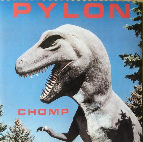 Pylon - Chomp (2020 coloured vinyl)