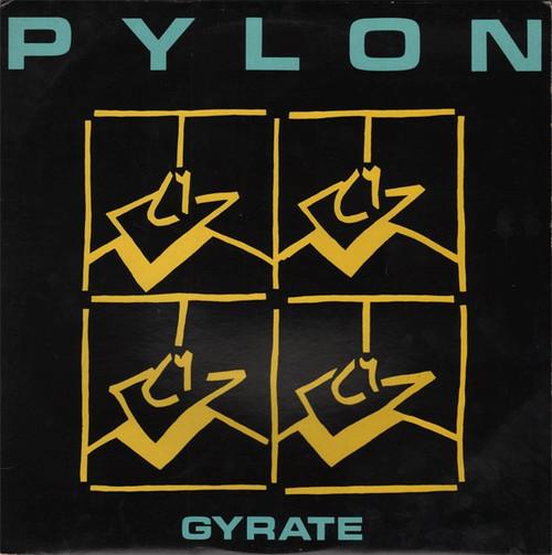 Pylon - Gyrate (2020 coloured vinyl)
