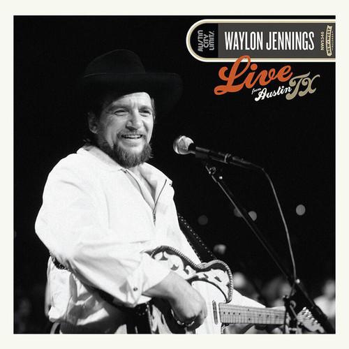 Waylon Jennings - Live From Austin, TX (Austin City Limits)