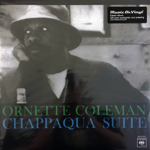 Ornette Coleman - Chappaqua Suite  (Music on Vinyl)