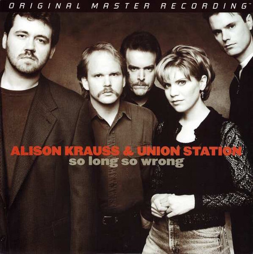 Alison Krauss & Union Station - So Long So Wrong (limited Edition numbered)