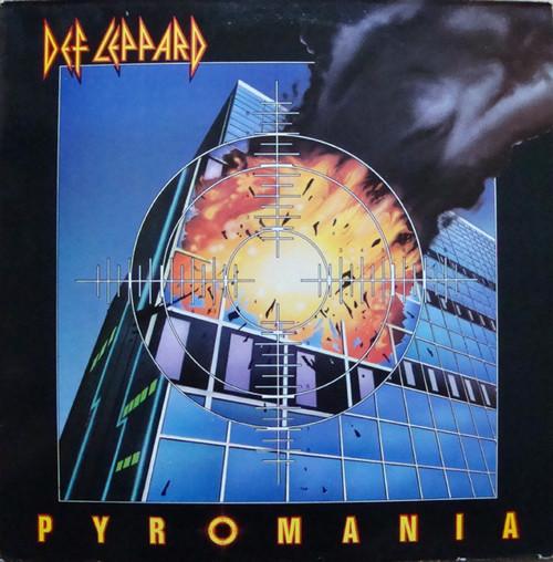 Def Leppard - Pyromania (in shrink)