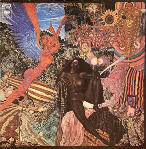 Santana - Abraxas (w/ poster)