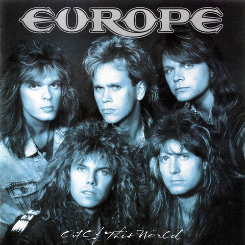 Europe - Out Of This World (In shrink)