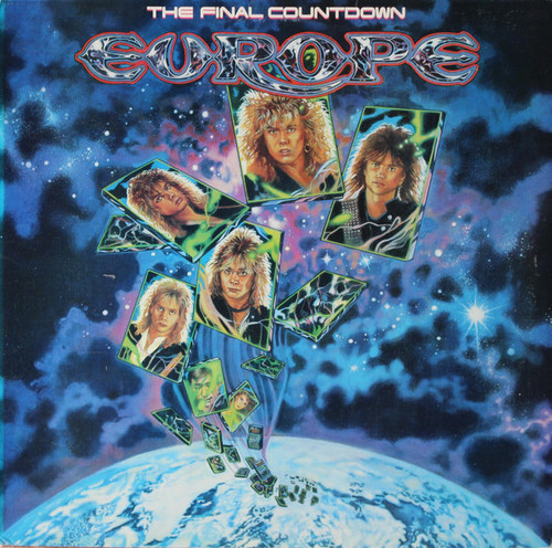Europe - The Final Countdown (In Shrink)