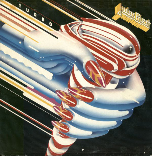 Judas Priest - Turbo (discounted copy)