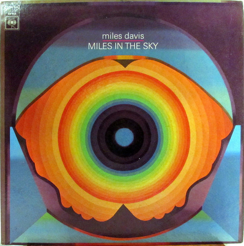 Miles Davis - Miles In The Sky (1st USA press)