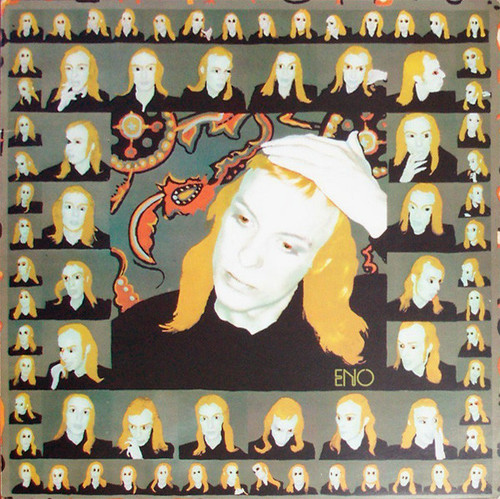 Brian Eno - Taking Tiger Mountain By Strategy (Japanese reissue)