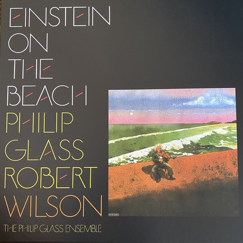 Philip Glass - Einstein On The Beach ( Music  on Vinyl Deluxe 4 LP Boxset)