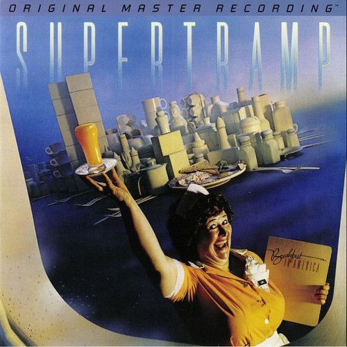Supertramp - Breakfast In America ( Limited Edition numbered  33rpm)