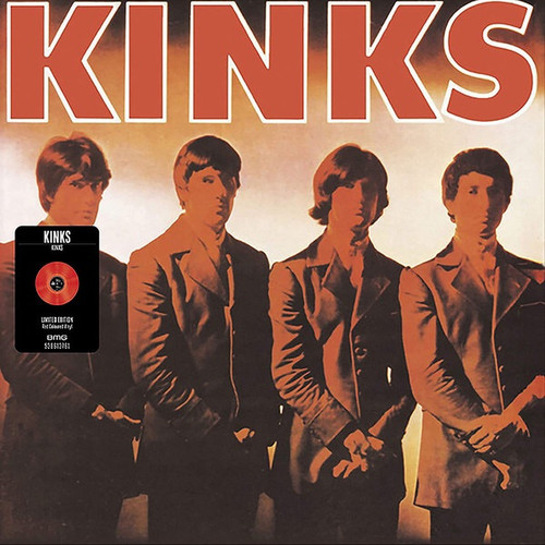 The Kinks  - Kinks (Limited Edition Red Vinyl)