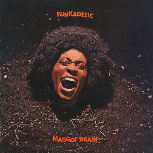 Funkadelic - Maggot Brain ( Gatefold - Staff Favourite)