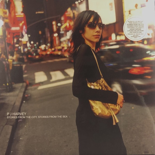 PJ Harvey - Stories From The City, Stories From The Sea (Reissue)