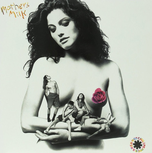 Red Hot Chili Peppers - Mothers Milk (Capitol Vaults Reissue)