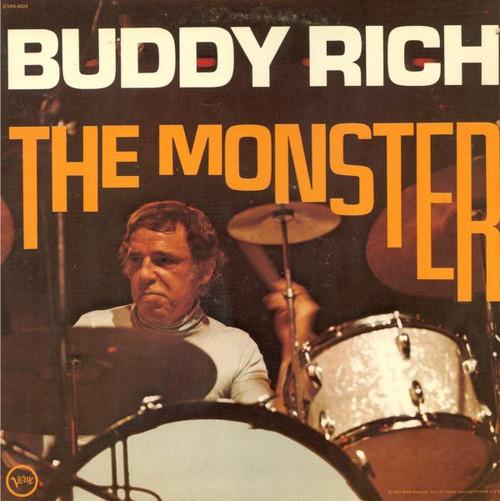 Buddy Rich - The Monster ( Original USA Verve - 2 LP)