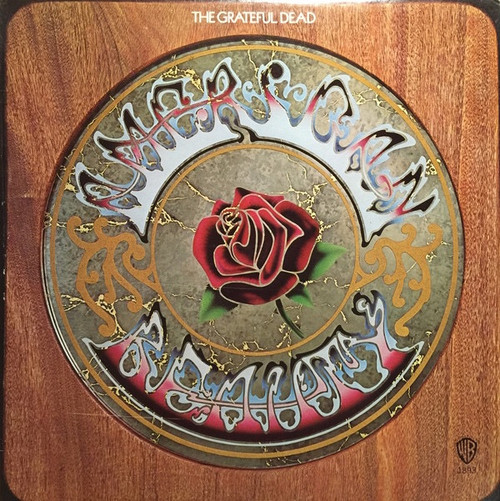 The Grateful Dead - American Beauty ( 1st Canadian pressing)