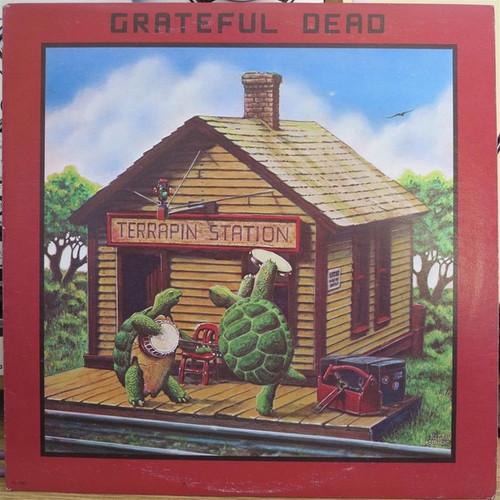The Grateful Dead - Terrapin Station (Original pressing)