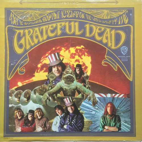 The Grateful Dead - The Grateful Dead (1974 pressing NM)