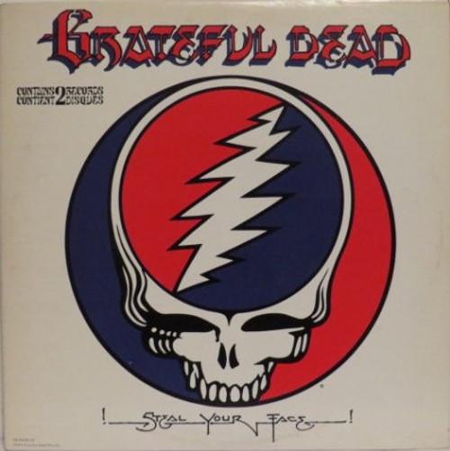 The Grateful Dead - Steal Your Face ( 1976 - 2  LP set)