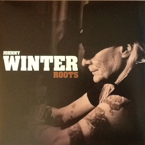 Johnny Winter - Roots (in open shrink)