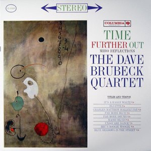 The Dave Brubeck Quartet - Time Further Out (Miro Reflections ( Impex Release)