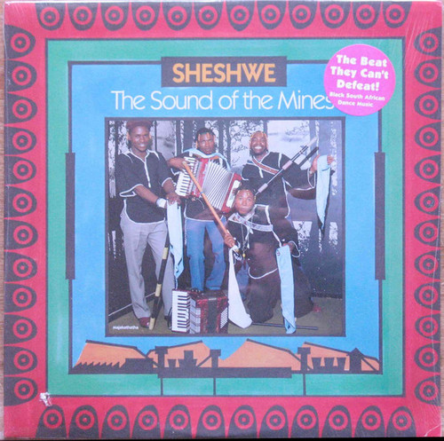 Various Artists - Sheshwe - The Sound of the Mines