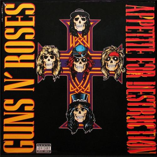 Guns N' Roses - Appetite For Destruction (2015 Reissue)