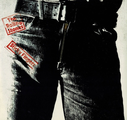 The Rolling Stones - Sticky Fingers (Half Speed Mastered)