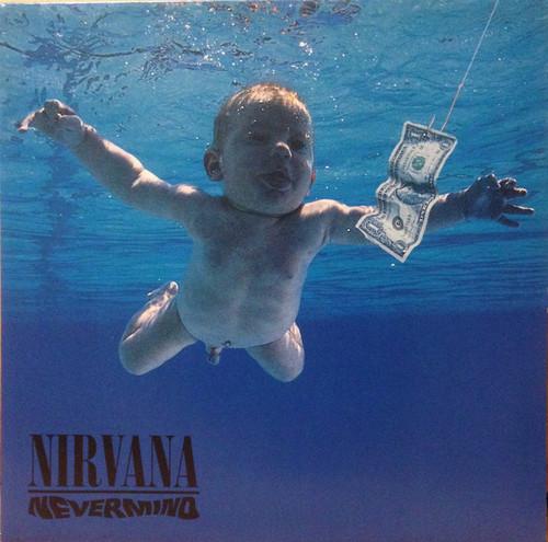 Nirvana - Nevermind (2001 press)
