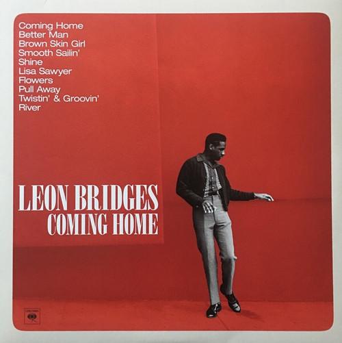 Leon Bridges - Coming Home (-VG)