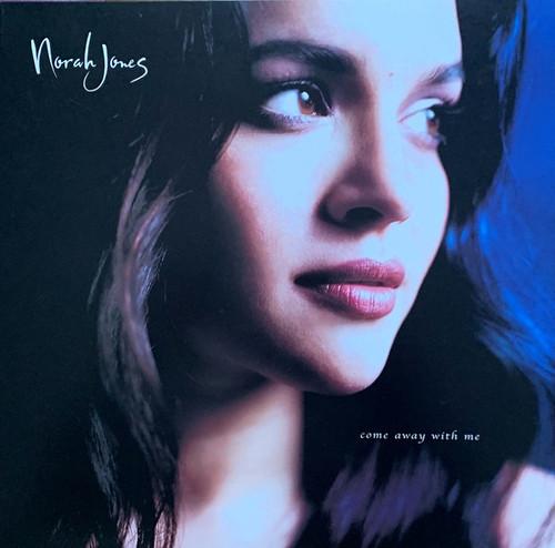 Norah Jones - Come Away With Me (1st press)