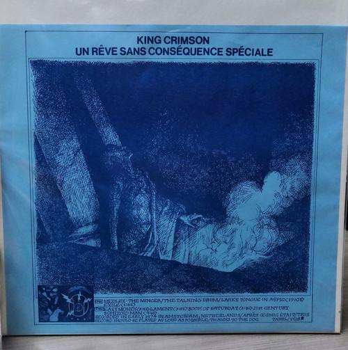 King Crimson - Un Reve Sans Consequence Speciale (bootleg)